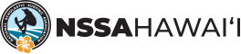 National Scholastic Surfing Association: Hawaii Logo